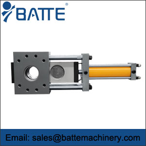 Single-plate Continuous Screen Changer