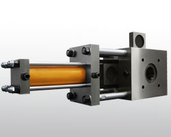 Hydraulic Screen Changers