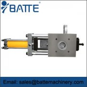 high quality and high yield plastic extrusion screen changer