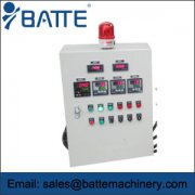 Screen changer controller