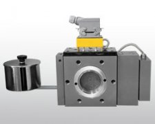 plastic extrusion screen changer