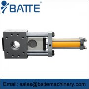 extrusion screen changer