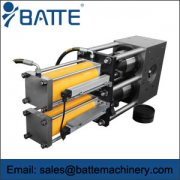plastic materials extrusion screen changer